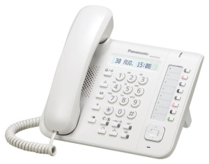 Panasonic-KX-DT521-White